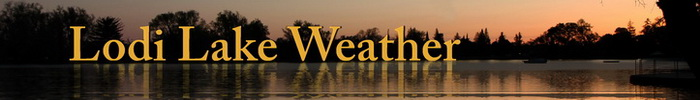 Lodi Lake Weather